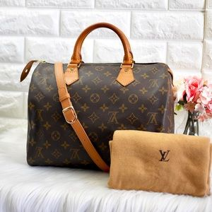 💖Louis Vuitton Speedy 30 Monogram